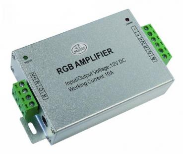 RGB LED Signal Verstärker ( Amplifier, Repeater ) 12V
