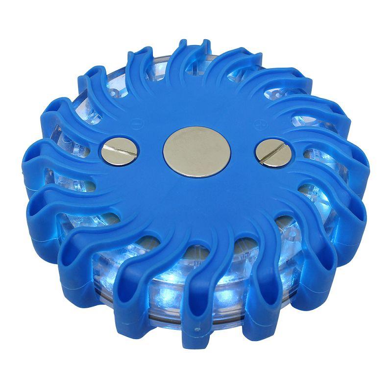 LED Warnblinkleuchte mit Magnet kaufen | organge, blau | gitoPARTS